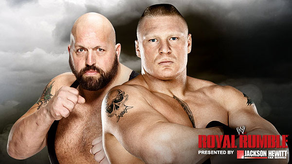 john cenavs大秀哥_WWE2014年1月27日_皇家大战《Royal Rumble》_wwe之家
