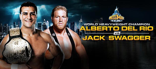 wwe2013年4月8日 摔角狂热 wrestlemania