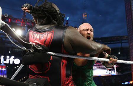 wwe2013摔角狂热29哪些选手受伤了