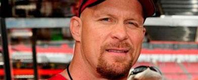 wwe史蒂夫奥斯汀vs_史蒂夫·奥斯汀出席WWE2014名人堂_wwe之家