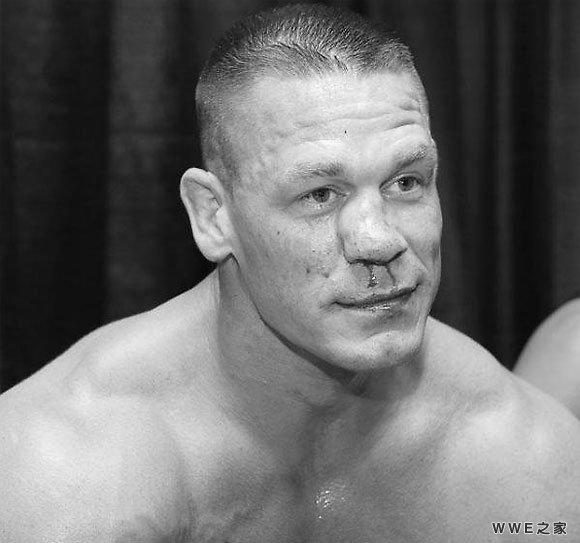 送葬者纹身_塞纳已确定不参加《WWE2015夏日狂潮》?_wwe之家